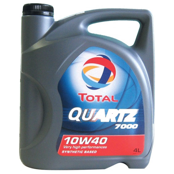 Моторное масло TOTAL QUARTZ 7 1 W4 (5L) - Maslon66
